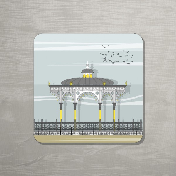 Bandstand coaster  MUCL 72