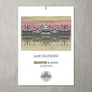 LIN Calendar 2018 Front GB