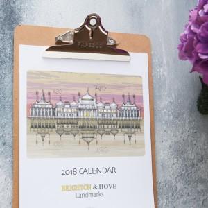 LIN Calendar Brighton FA