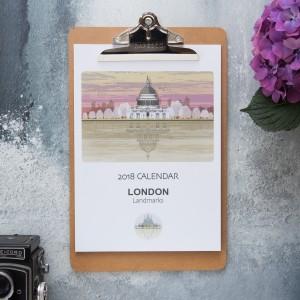 LIN Calendar London F1