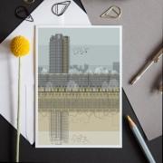 LIN Card Barbican LF
