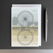 LIN Card London Eye F