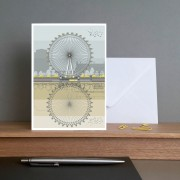 LIN Card London Eye S