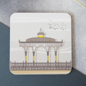 LIN Coaster Bandstand 72