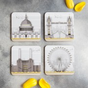 LIN Coaster Set TF 72