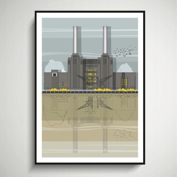 LIN Frame Battersea SF 72