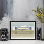 LIN Frame Finsbury MI 300