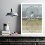 LIN Frame London Eye CH 72