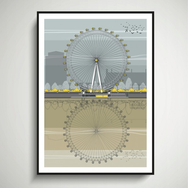 LIN Frame London Eye SF 72