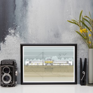 LIN Frame Saltdean MI 300