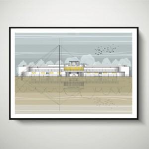LIN Frame Saltdean SF 72