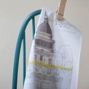LIN Tea Towel St Paul CH2 72