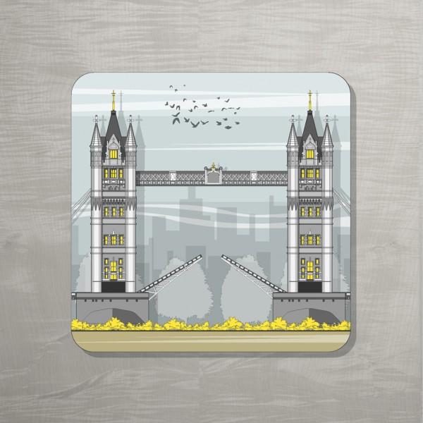 LIN Tower Bridge coaster 72