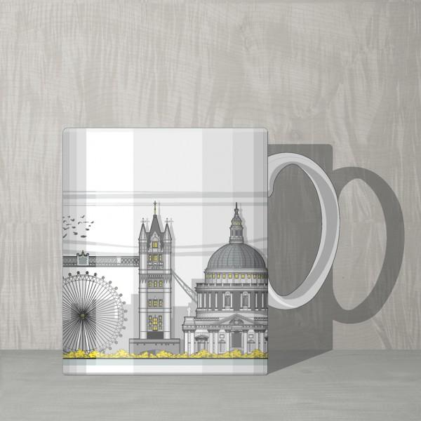 London Mug CL GB 600
