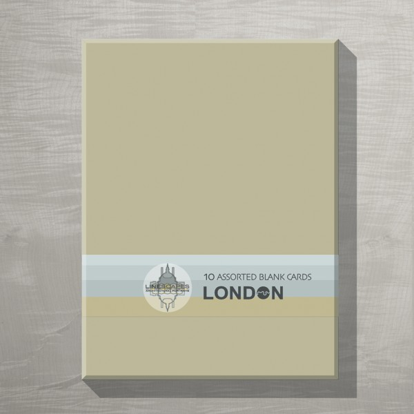 Box card set Brighton GBF 72