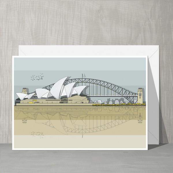 Card Sydney GLT 72