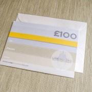 £100 Voucher (back)