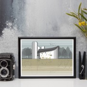 LIN Frame Notre Dame MI 300