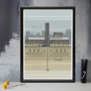 LIN Frame Tate PEG 72