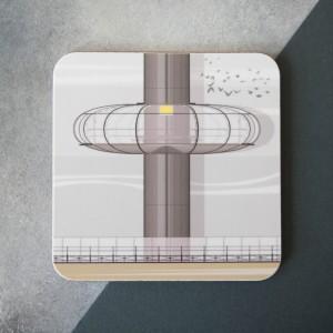 LIN Coaster i360 Pod T1
