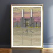 LIN Frame Battersea Sunset TF 72
