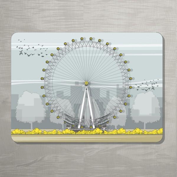 LIN London Eye Placemat 72
