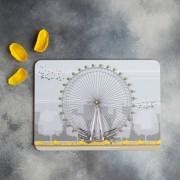 LIN Placemat London Eye 72