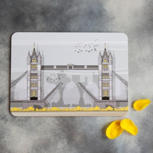 LIN Placemat Tower Bridge 72