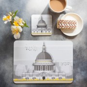 LIN Placemat:coaster St Paul T 72