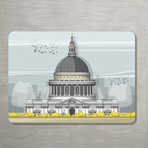LIN St Paul Placemat 72