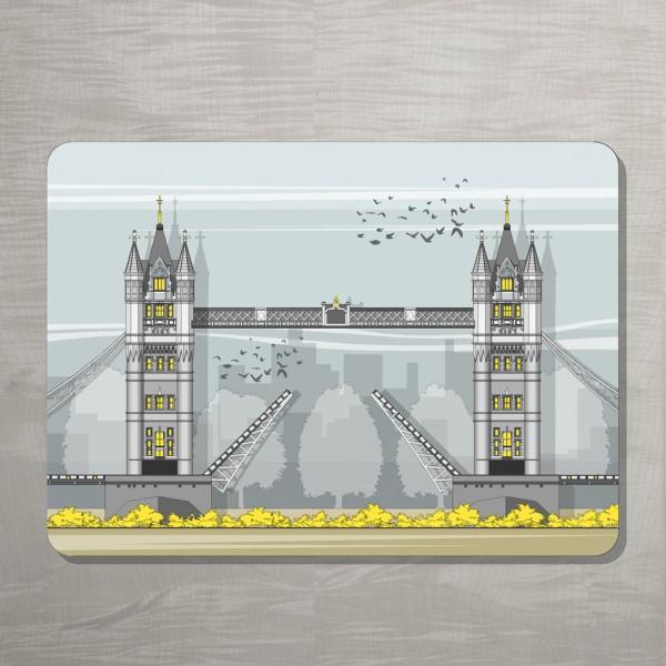 LIN Tower Bridge Placemat 72