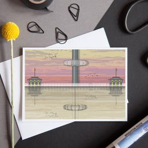 LIN Card i360 Sunset CLF